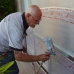 window painting and maintenance
